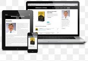 Business - E-commerce Digital Marketing Trade Business PNG