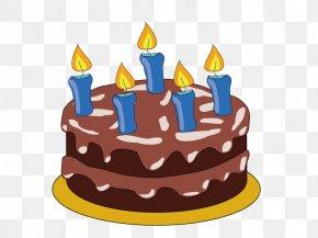 Birthday Cake - Birthday Cake Chocolate Cake Tart Wedding Cake Icing PNG