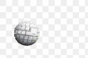 Sphere Consisting Of A Computer Keyboard - Golf Ball Sphere Pattern PNG