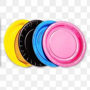 Turquoise Pink - Pink Circle PNG