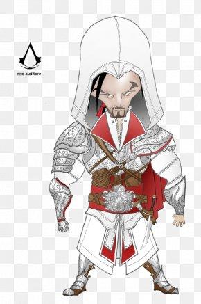 Ezio Auditore Assassin's Creed: Brotherhood Assassin's Creed II Monteriggioni Drawing PNG
