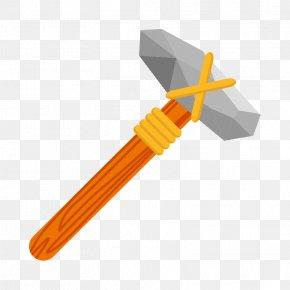 Hand Axe Hammer Biface Euclidean Vector PNG