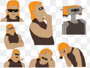Design - Human Behavior Facial Hair Cartoon PNG