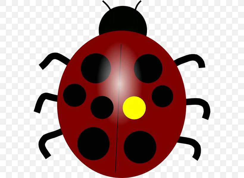 Ladybird Beetle Clip Art, PNG, 594x600px, Ladybird Beetle, Beetle, Document, Drawing, Insect Download Free