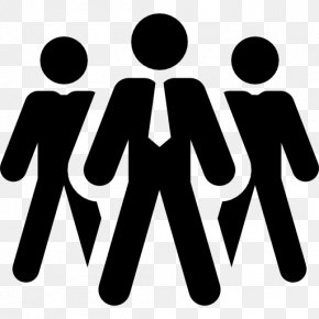 Bossblackandwhite - Leadership Businessperson Clip Art PNG