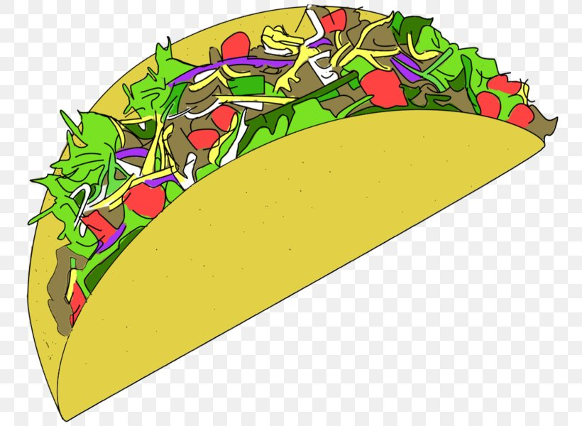 Taco Mexican Cuisine Clip Art Png 759x600px Taco Cartoon Food Leaf Mexican Cuisine Download Free