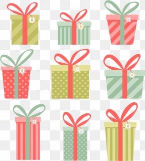 Vector Christmas Gift Box - Christmas Gift Christmas Gift Christmas Card PNG