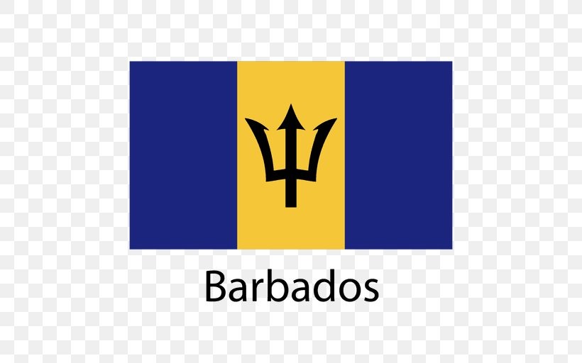 Flag Of Barbados National Flag Png 512x512px Barbados Area Brand Coat Of Arms Of Barbados Drawing