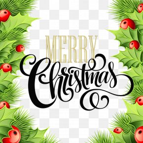 Christmas Decoration Conifer - Christmas Decoration PNG