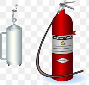 Fire Extinguisher - Firefighting Fire Protection Fire Hydrant Firefighter PNG