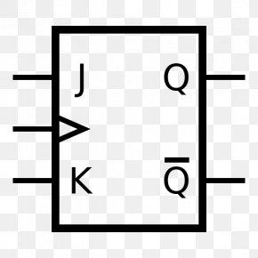 JK Flip-flop Digital Electronics Electronic Symbol PNG