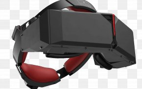 Virtual Reality Headset Xbox One - Head-mounted Display Oculus Rift HTC Vive StarVR Virtual Reality PNG