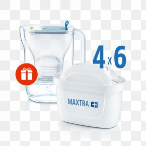 Water Filter JugSize 26.5 X 11 CmHeight 27.5 Cm2.4 LBlue Filter Cartridge Brita Maxtra + Brita GmbH FiltrationPractical Appliance - BRITA Fill&Enjoy Style PNG