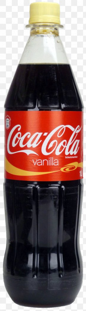 Coca Cola Bottle Image - Coca-Cola Cherry Soft Drink Diet Coke PNG