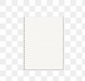 Notebook - Paper Square Area Angle Pattern PNG