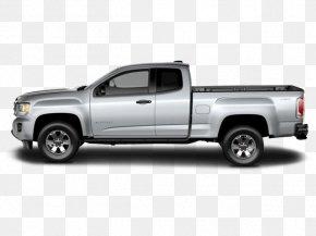 Pickup Truck - Pickup Truck 2015 GMC Canyon 2016 GMC Canyon 2010 Chevrolet Colorado Car PNG