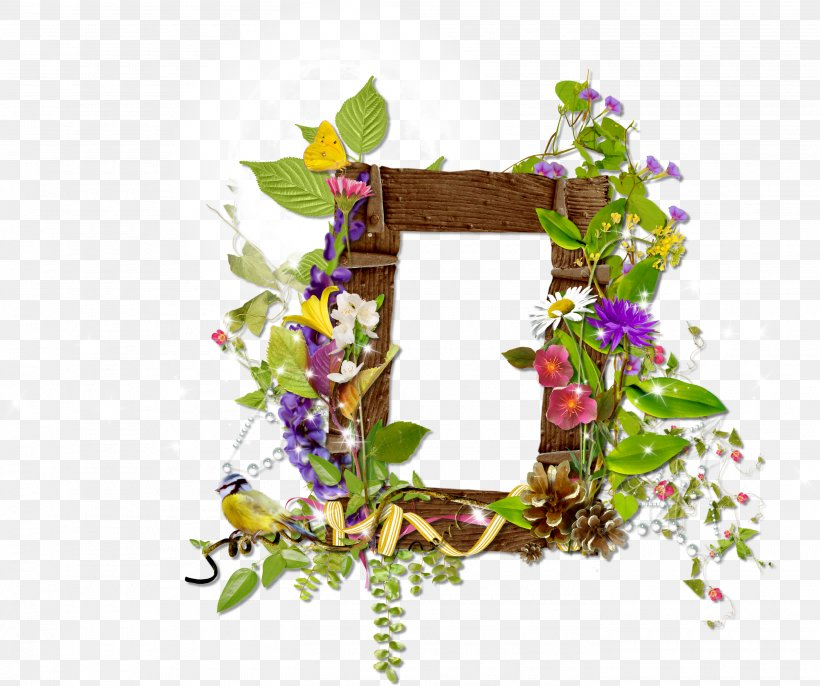 Picture Frame, PNG, 2800x2345px, Flower, Flora, Floral Design, Flower Arranging, Flowering Plant Download Free