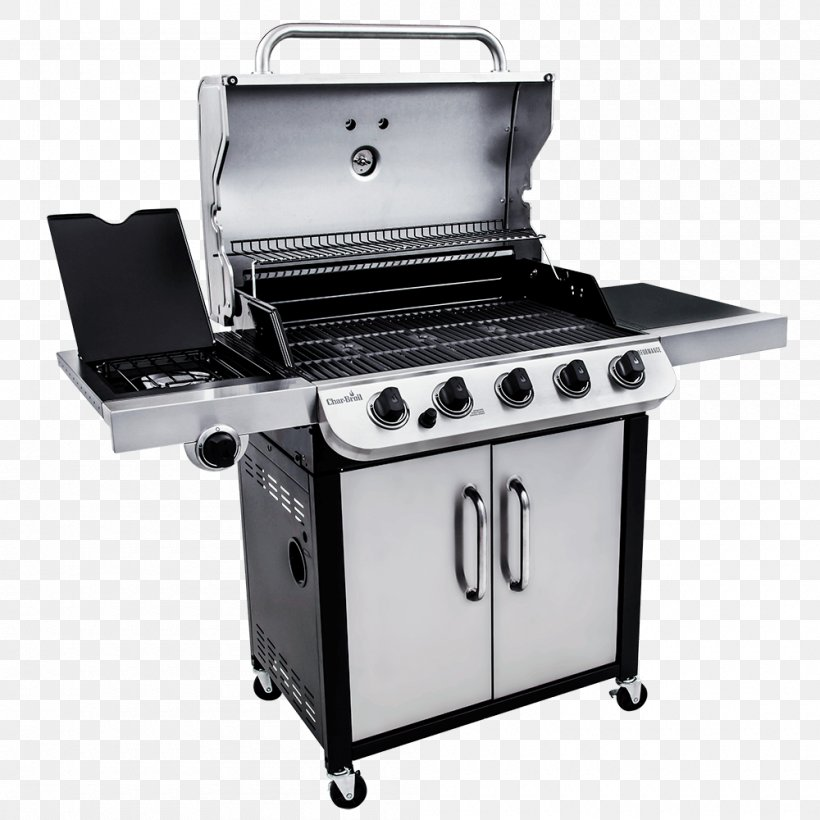 Barbecue Char-Broil Performance 463275517 Char-Broil Performance 4 Burner Gas Grill Char-Broil Performance Series 463377017, PNG, 1000x1000px, Barbecue, Charbroil, Charbroil Performance 463275517, Cooking, Gas Burner Download Free