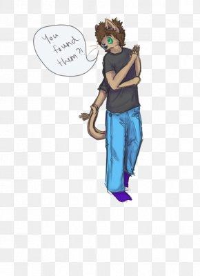 Moriarty - Cartoon Human Behavior Shoulder Costume PNG