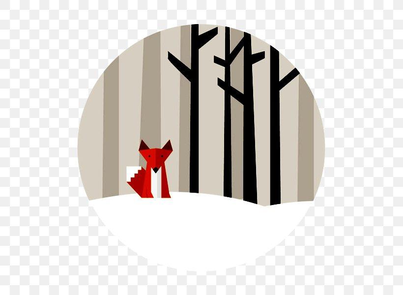 Fox Graphic Design Illustration, PNG, 600x600px, Fox, Behance, Brand, Color Scheme, Designer Download Free
