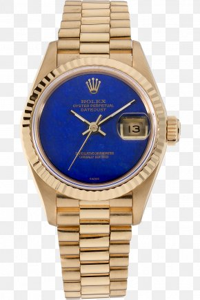 Rolex - Rolex Datejust Rolex Submariner Automatic Watch PNG