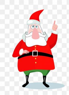 Santa Claus - Santa Claus Christmas Clip Art PNG