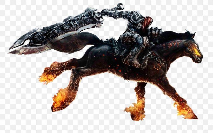 Darksiders II Might & Magic Heroes VI Desktop Wallpaper Video Games, PNG, 1000x625px, 4k Resolution, Darksiders, Animal Figure, Darksiders Ii, Display Resolution Download Free