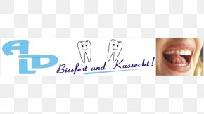 Dental Postcard - Tooth Logo Tongue Aphthous Stomatitis Font PNG