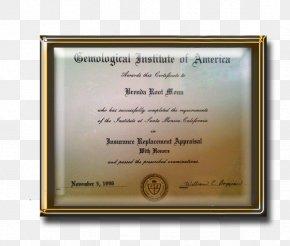 Gemological Institute Of America - Gemological Institute Of America Jewellery Jerry's Occoquan Jewelers Gemology PNG