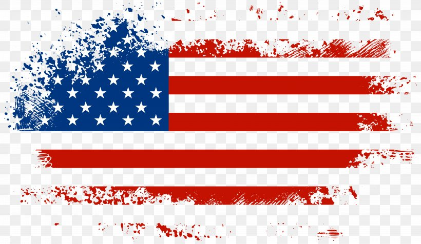 Flag Of The United States Independence Day Clip Art, PNG, 8000x4651px, United States, Area, Brand, Flag, Flag Of The United States Download Free