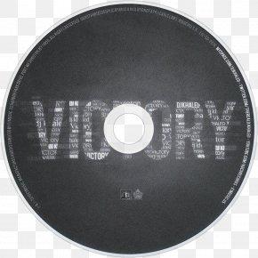 Dj Khaled - Compact Disc Victory Back To Black Computer Hardware V作戦 PNG