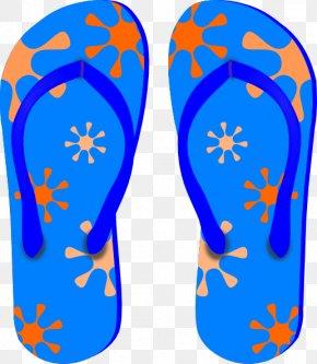 Sandals Cliparts - Flip-flops Sandal Clip Art PNG
