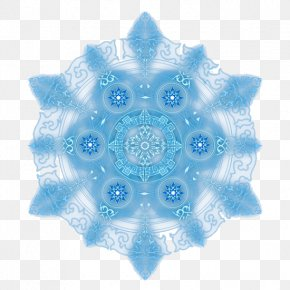 Blue Circle - Magic Circle Blue PNG