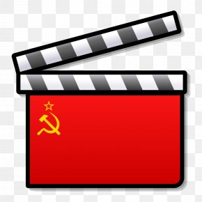 This Cartoon Brand Flag - Russia Flag Of The United States Cinema Of The Soviet Union Clip Art PNG
