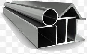 Metal Square Tube - Structural Steel I-beam Rebar PNG