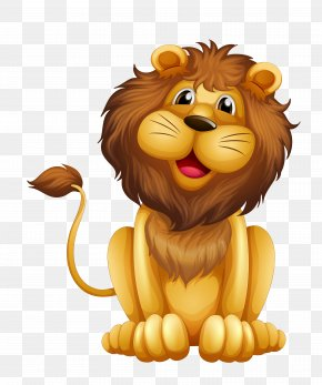 Vector Lion Material - Lion Royalty-free Stock Illustration Illustration PNG