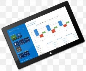 Microsoft - Tablet Computers Microsoft Dynamics NAV Client PNG