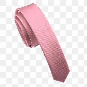 Pink Tie - Pink Necktie Red Rose PNG