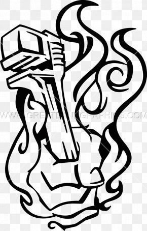 Pipe Wrench Spanners Drawing Clip Art PNG
