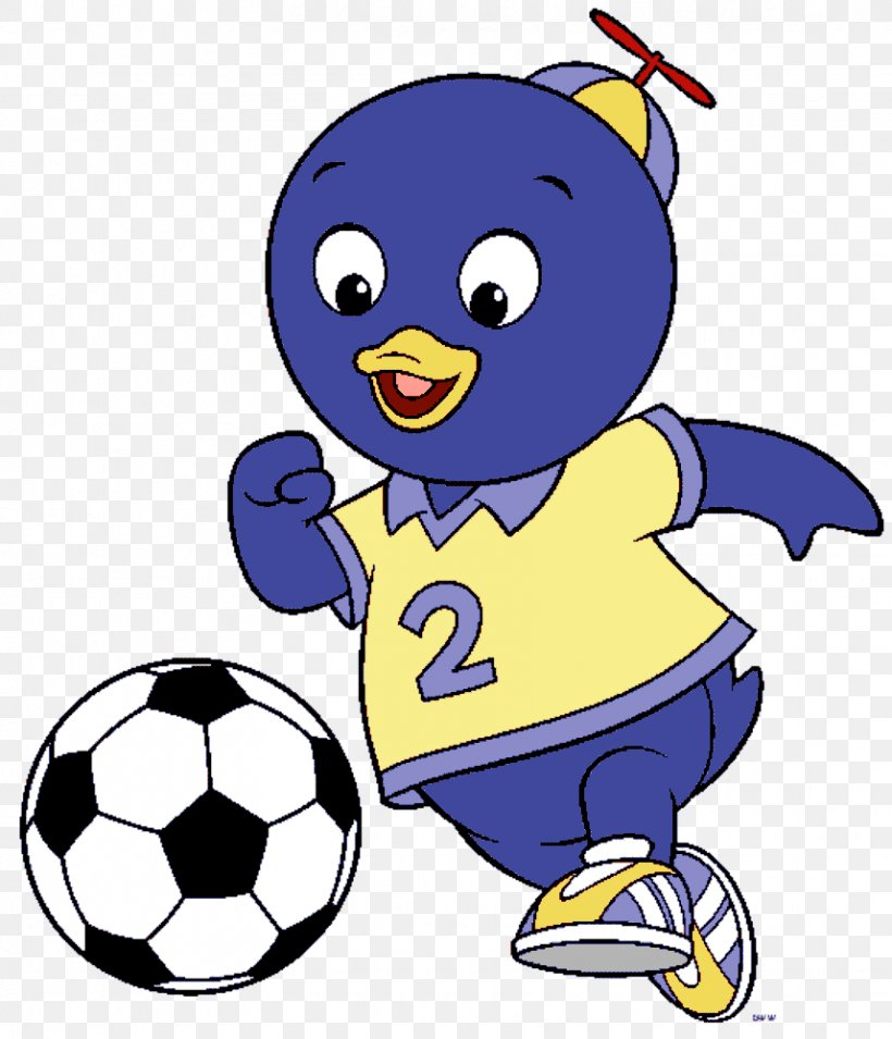 Backyardigans Coloring Pages - GetColoringPages.com | 955x820