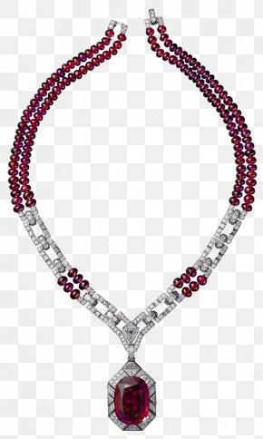 Jewelery Diamond Necklace Fancy Striped Graphics - Earring Necklace Jewellery Diamond Clip Art PNG