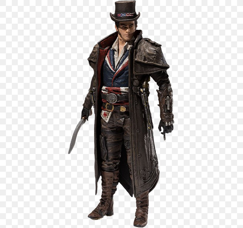 Assassin's Creed Syndicate Ezio Auditore Assassin's Creed. Unity Video Game McFarlane Toys, PNG, 361x770px, Ezio Auditore, Action Figure, Action Toy Figures, Arno Dorian, Assassins Download Free