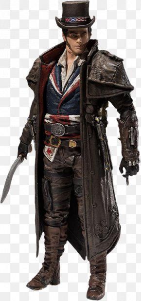 McFarlane Toys - Assassin's Creed Syndicate Ezio Auditore Assassin's Creed. Unity Video Game McFarlane Toys PNG