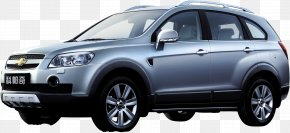 OffRoad Vehicle Car Material - Car Sport Utility Vehicle Chevrolet Captiva Chevrolet Trax PNG