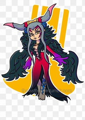 Aria Flag - Illustration Demon Clip Art Costume Design PNG