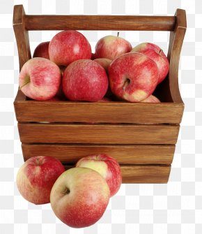 Apples In A Basket - The Basket Of Apples PNG