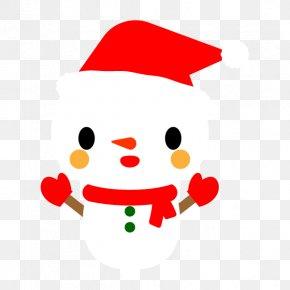 Christmas Snow - Snowman Santa Claus Christmas Jesse PNG