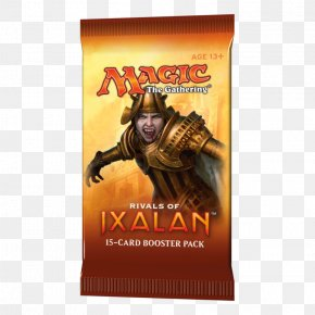 Magic: The Gathering Booster Pack Ixalan Planeswalker Playing Card PNG