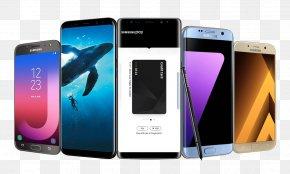 Samsung - Samsung Galaxy S7 Smartphone Samsung Galaxy S6 Samsung Galaxy Note Series PNG