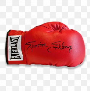 Boxing Gloves - Rocky Balboa Boxing Glove Everlast PNG
